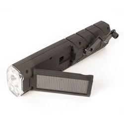GoalZero Solar Crank Flashlight
