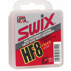 Swix HF8 Red Wax 40g