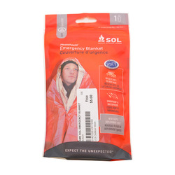 Adventure Medical Kits SOL Emergency Blanket