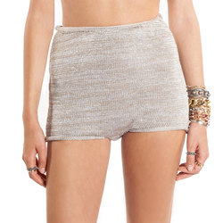 Amuse Society Beach Bling Shorts - Womens