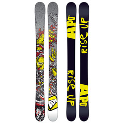 APO SC Kids Skis 2014