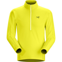 Arc'teryx Delta LT Zip Neck - Mens