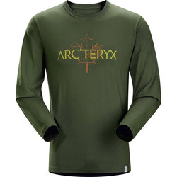 Arcteryx Maple Long Sleeved T-Shirt - Mens