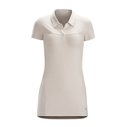 ArcTeryx Motive Polo Short Sleeve Shirt - Womens