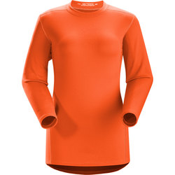 Arc'teryx Phase SV Crew Long Sleeve - Womens