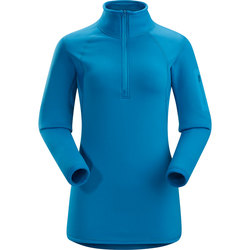 Arc'teryx Rho AR Zip Neck Jacket - Womens