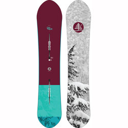 Burton Family Tree Day Trader Snowboard 2017