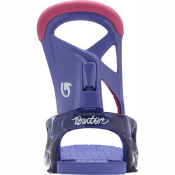 Burton Scribe Smalls Snowboard Bindings - Kids