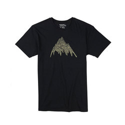 Burton Topo MTN Slim Fit Short Sleeve T-Shirt