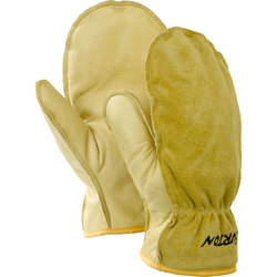 Burton Work Horse Leather Mitt