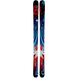 Blizzard Cochise Skis 2014