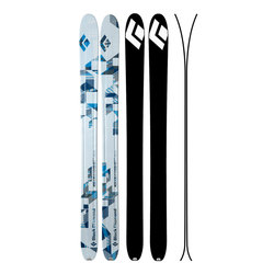 Black Diamond Carbon Megawatt Skis 2012