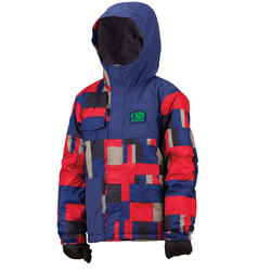 Bonfire All Star Jacket - Boys'