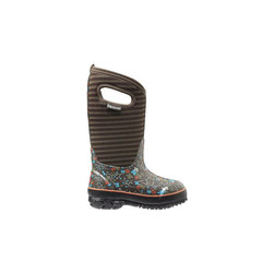 Bogs Classic Flower Stripes - Kids