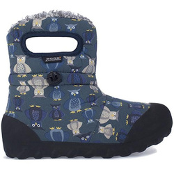 B-Moc Puff Owl Waterproof Boots - Kid's