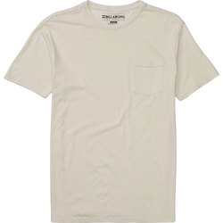 Billabong Essential Overdyed Pocket Tee - Mens