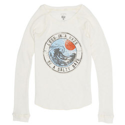 Billabong Lost In A Haze Thermal Top - Women's