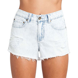 Billabong Memory Bleach Washed Shorts - Women's