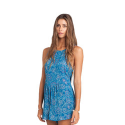 Billabong Romp Around Romper - Women's