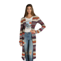 Billabong Shadow Stripe Duster Sweater - Women's