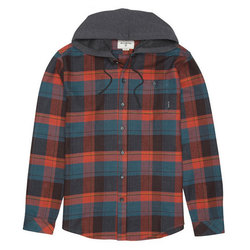Billabong Venture Long Sleeve Flannel Shirt