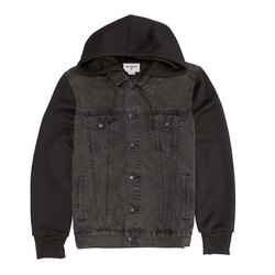 Billabong Creed Mctaggart Versa Denim Hooded Jacket
