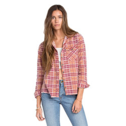 Billabong Waiting For Dawn Flannel - Womens