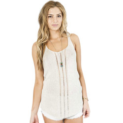 Billabong Waiting Sweater Tank Top