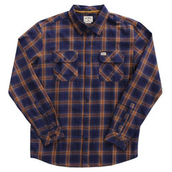 Captain Fin Ted Flannel