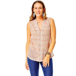 Carve Designs Alix Gauze Shirt - Women's