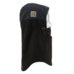 Coal Fleece Hood SE Balaclava
