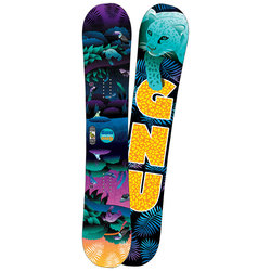 GNU Ladies Choice Snowboard 2015