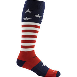 Darn Tough Captain Stripe Over-The-Calf Ultra-Light Sock - Men's