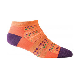 Darn Tough Farmer's Market No Show Light Socks - Women's