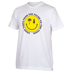 Electric Happy Short Sleeve Shirt