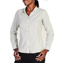 Ex Officio Bugsaway Marigold Shirt - Women's