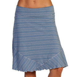 Ex Officio Go-To Stripe Skirt - Women's