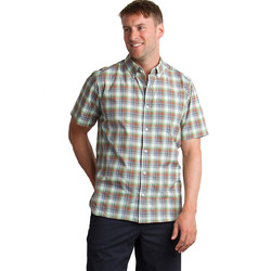 ExOfficio Sol Cool Leman Plaid S/S