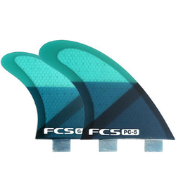 FCS PC-5 Tri-Quad Fin Set