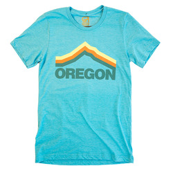 Grafletics Mt Hood Tee