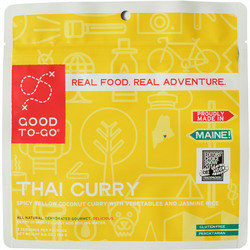 Good To Go Thai Curry Single Serving