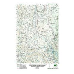 Green Trails Maps Breitenbush