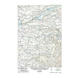 Green Trails Maps Cherryville