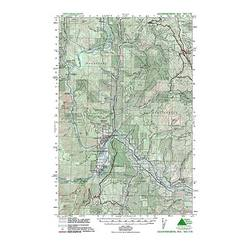 Green Trails Maps Leavenworth