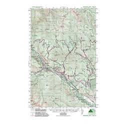 Green Trails Maps Mazama
