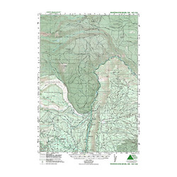 Green Trails Maps Whitewater River