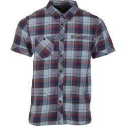 Hippytree Moab Flannel S/S - Mens