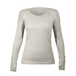 Hot Chillys Geo Pro Crewneck Top - Womens