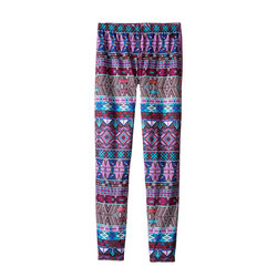 Hot Chillys Youth Pepper Skins Print Bottom - Kids