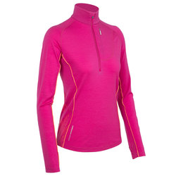 Icebreaker Dart Long Sleeve Half Zip - Women's